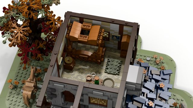 LEGO Ideas Medieval Blacksmith