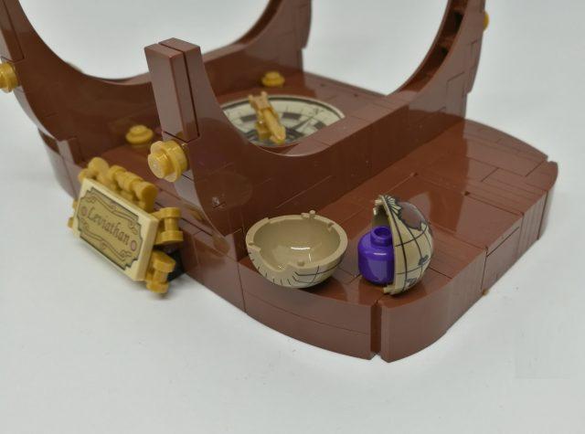 LEGO Ideas 21313 - Nave In Bottiglia