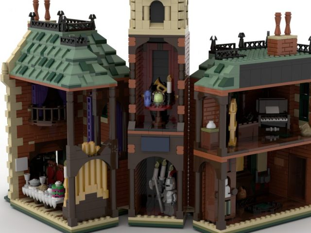 LEGO Ideas The Haunted Mansion 50th Anniversary