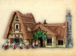LEGO Ideas The Seven Dwarfs House