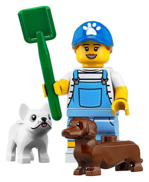 Minifigure LEGO Collezionabili Serie 19 (71025)