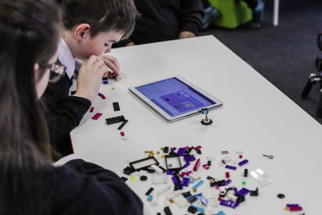 Istruzioni di Costruzione LEGO Audio & Braille