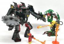 LEGO DC Super Heroes 76117 - Mech Di Batman Vs. Mech Di Poison Ivy