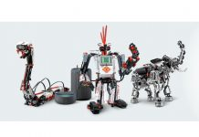 LEGO Mindstorms and Amazon Alexa Voice Challenge