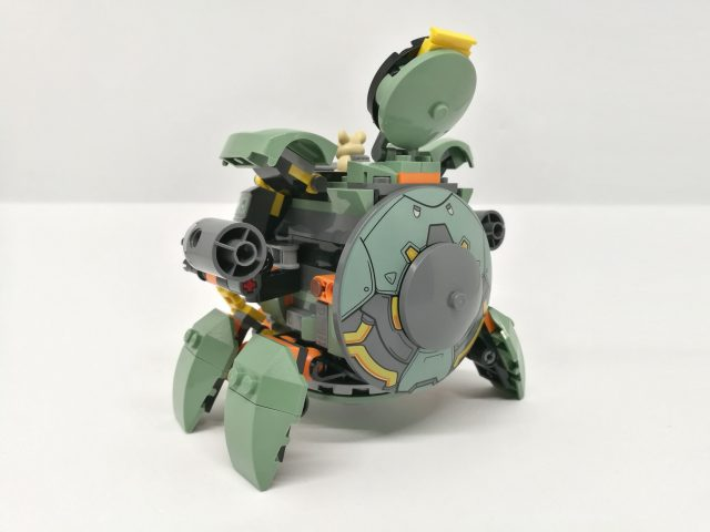 LEGO Overwatch 75976 - Wrecking Ball