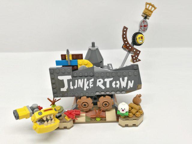 LEGO Overwatch 75977 - Junkrat e Roadhog