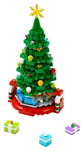 LEGO Seasonal Limited Edition Christmas Tree (40338)