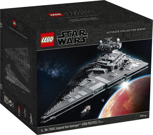 LEGO Star Wars Star Destroyer (75252) Annunciato