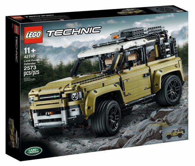 LEGO Technic Land Rover 42110