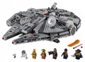 Millennium Falcon (75257)