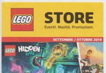 Promozioni LEGO Store Italia Settembre Ottobre 2019