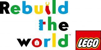 LEGO Rebuild The World Logo
