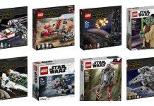 Rivelati i set LEGO Star Wars - The Rise of Skywalker