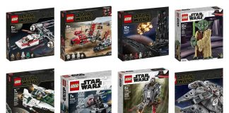 Rivelati i set LEGO Star Wars - The Rise of Skywalker