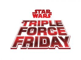 Star Wars Triple Force Friday