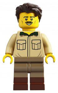 LEGO Ideas Fossili di Dinosauro (21320)
