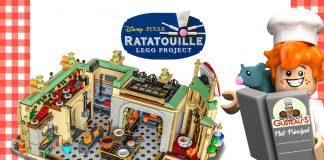 LEGO Ideas Ratatouille Open The Doors