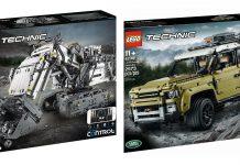LEGO Technic Ottobre 2019