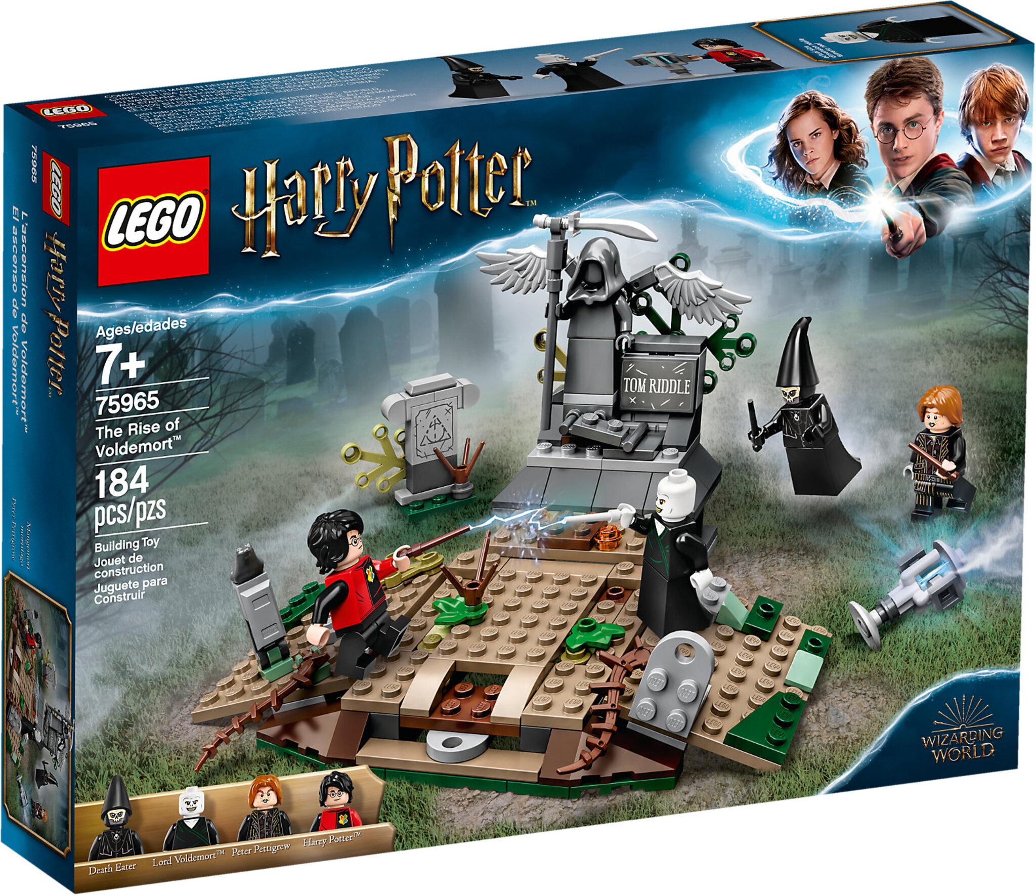 L'ascesa di Voldemort (75965)
