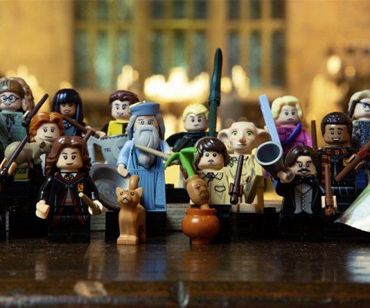 Minifigure LEGO Collezionabili Harry Potter