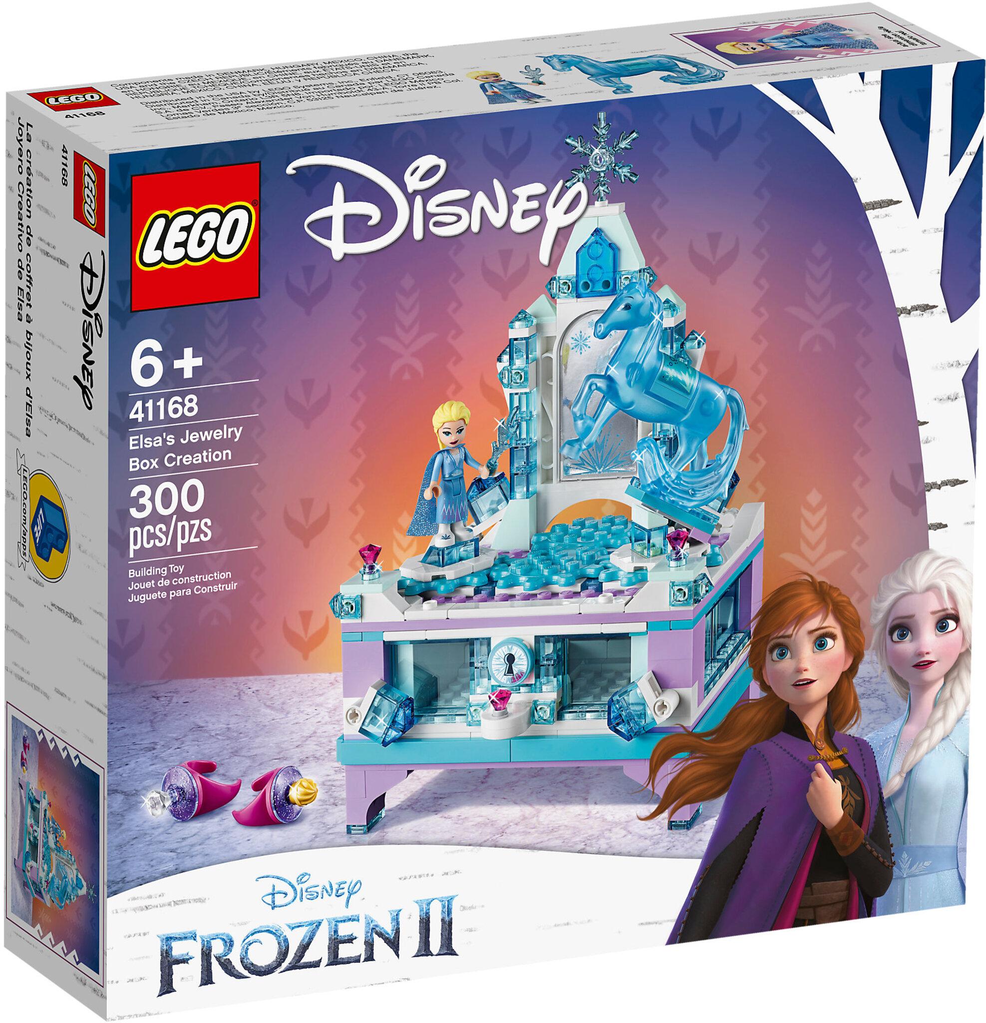 Il portagioielli di Elsa (41168)