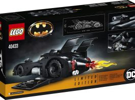 LEGO Batman 1989 Batmobile – Limited Edition (40433)