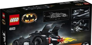 LEGO Batman 1989 Batmobile – Limited Edition (40433)