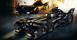 LEGO Batman 1989 Batmobile (76139)