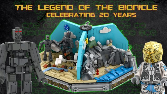 LEGO Ideas The Legend of the BIONICLE