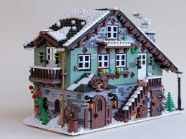 LEGO Ideas - Winter Chalet