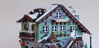 LEGO Ideas - Winter Chalet