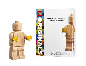 LEGO Originals Minifigure di Legno (853967)