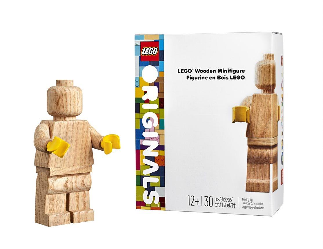 LEGO Originals Minifigure di Legno (853967)