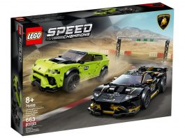 LEGO Speed Champions - Lamborghini Huracán Super Trofeo EVO & Urus ST-X (76899)