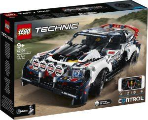 LEGO TECHNIC Top Gear Rally Car (42109)