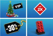 LEGO VIP Weekend 2019