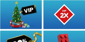 LEGO VIP Weekend 2019