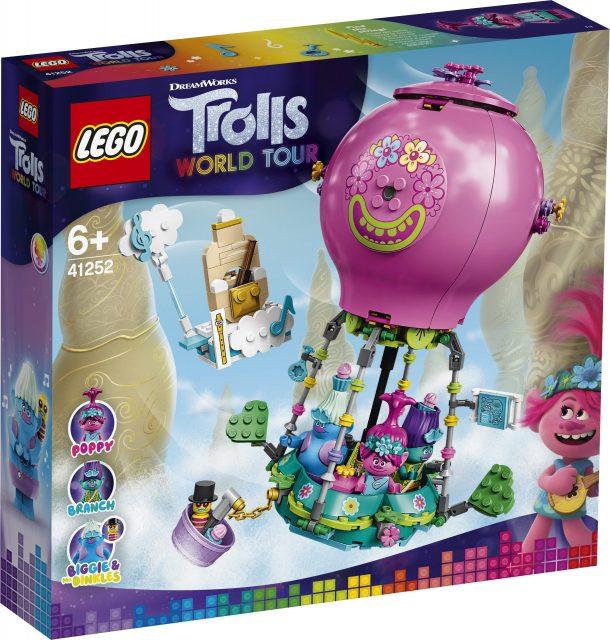 Poppy's Air Balloon Adventure (41252)