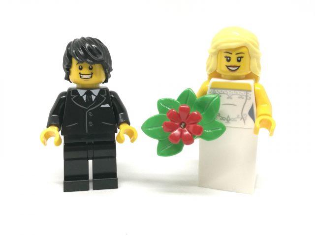 Bomboniera LEGO 2018 (40197)