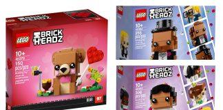 LEGO BrickHeadz 2020
