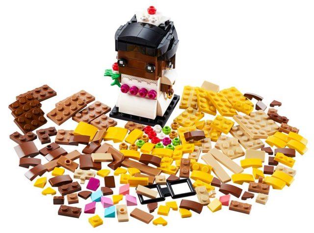 LEGO BrickHeadz Bride (40383)