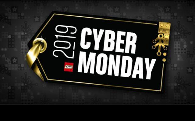 LEGO Cyber Monday 2019