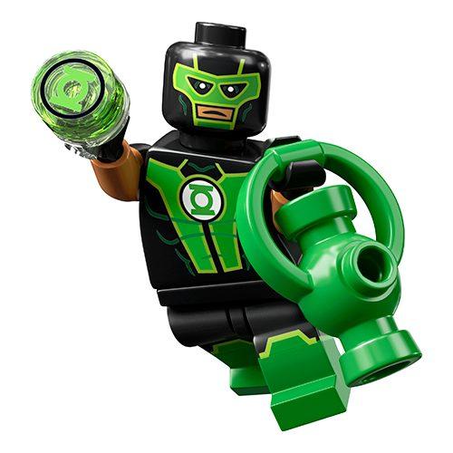 Simon Baz Green Lantern