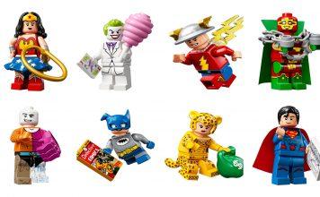 LEGO DC Comics Collectible Minifigures (71026) banner