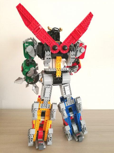 LEGO Ideas 21311 - Voltron