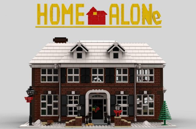 LEGO Ideas Home Alone McCallister's House