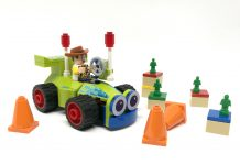 LEGO Juniors 10766 - Woody E Rc