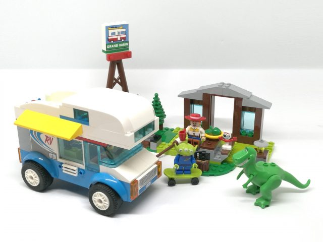 LEGO Juniors 10769 - Toy Story 4- Vacanza In Camper