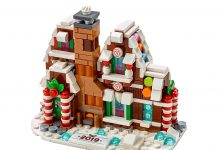 LEGO Mini Gingerbread House (40337)