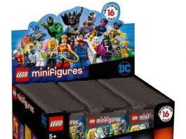 Minifigure LEGO Collezionabili DC Comics (71026)